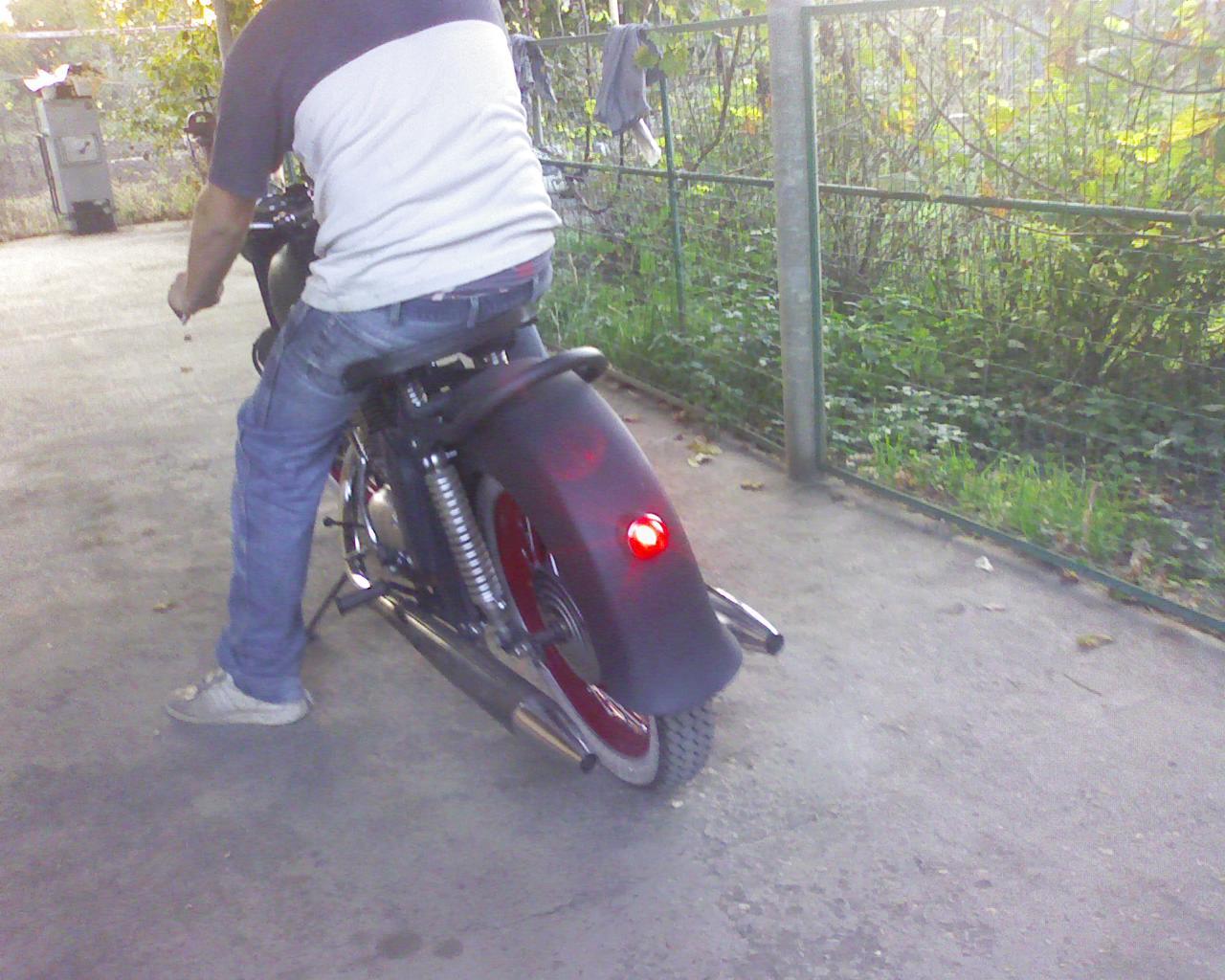 все о мотоциклах восход фото