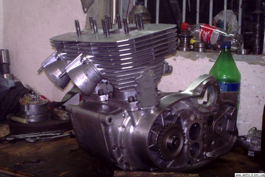 Иж юпитер 5 тюнинг двигателя своими руками видео