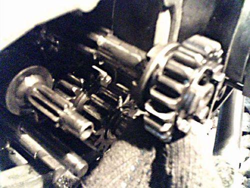 Мотоцикл ИЖ - Коробка передач ИЖ Планета-5 для начинающих