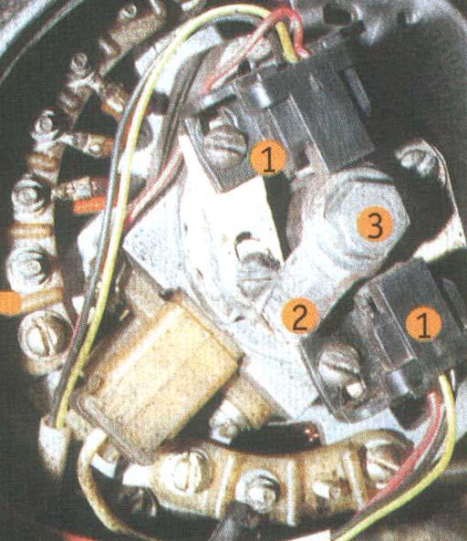 Электронное зажигание иж юпитер 2